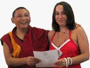 Диплом по тибетской астрологии прямоуг