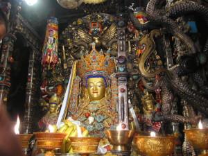 Статуя Джово - Будда Шакьямуни, Джоканг